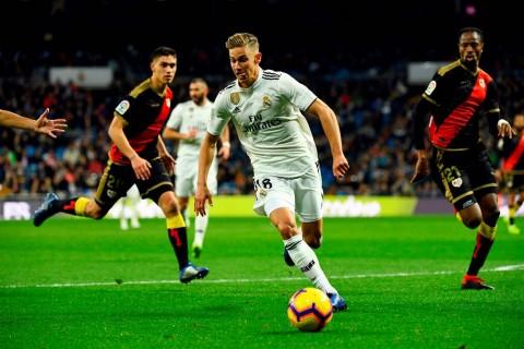 Atletico Incar Gelandang Real Madrid