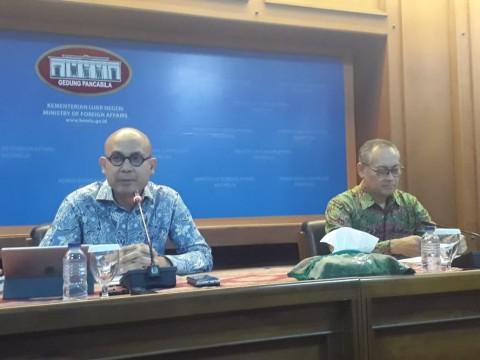 Indonesia Minta AS-Iran Redakan Ketegangan