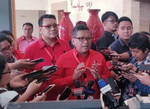 Rakernas PDIP Tak Bahas Pelapis Megawati