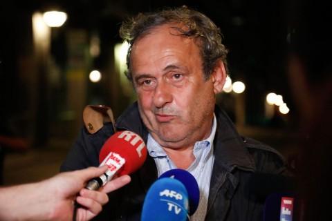 Sempat Ditahan Polisi, Michel Platini Mengaku Sakit Hati