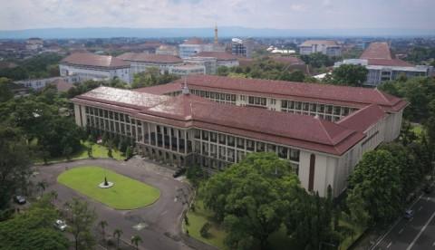 QS WUR: UGM Peringkat 320 Universitas Terbaik Dunia