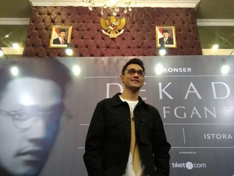 Afgan Pamit ke Amerika setelah Konser Dekade di Indonesia