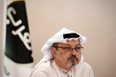 Rekaman Suara Sebut Khashoggi sebagai 'Domba Kurban'