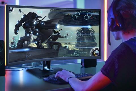 Sub-Merek Monitor Gaming ViewSonic, Elite Masuk Indonesia