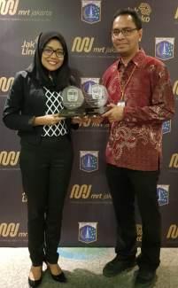 MRT Jakarta Apresiasi Dukungan Media Massa