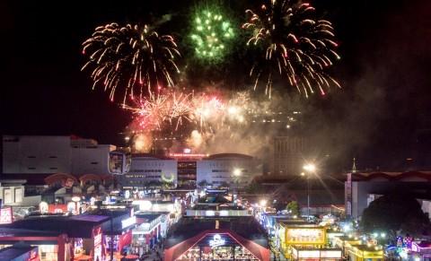 Ultah Jakarta Diharapkan Menarik Turis Mancanegara