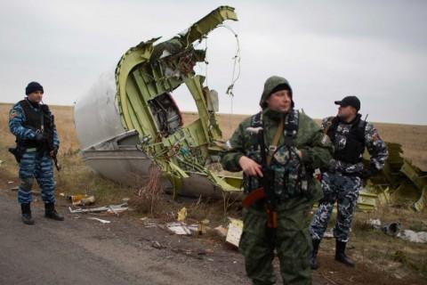 Menlu AS Tekan Rusia Adili Terduga Pelaku Jatuhnya MH17