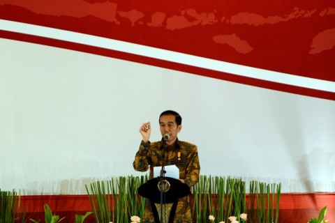 Jokowi Pays Working Visit to East Java