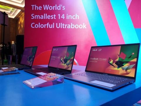 ASUS VivoBook Ultra A412, Ultrabook 14 Inci Terkecil di Dunia