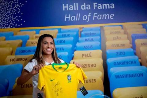 Marta Vieira Persembahkan Rekor Demi Kesetaraan Perempuan