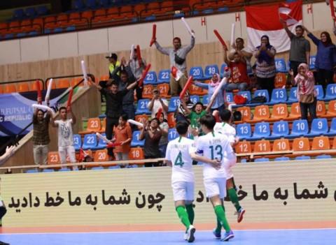 Afghanistan Kubur Mimpi Indonesia ke Final AFC Futsal U-20