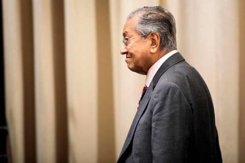 Mahathir Bela Rusia dalam Peristiwa MH17