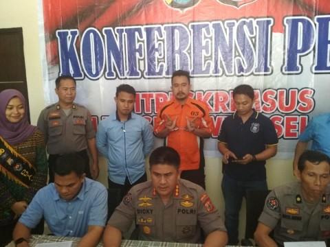 Kurir Penyebar Provokasi di Makassar Ditangkap