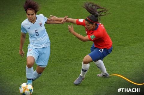 Ini Tim Peserta 16 Besar Piala Dunia Wanita 2019