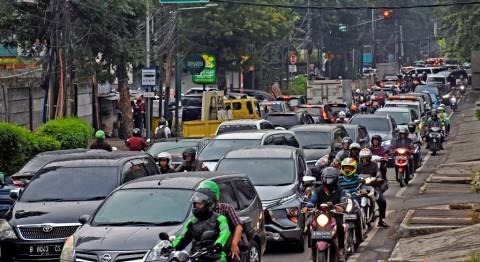 Pemprov DKI Didesak Atasi Macet Jakarta