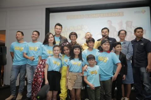 Rindu Film Anak-Anak, Kak Seto Apresiasi Koki Koki Cilik 2