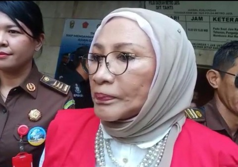 Ratna Sarumpaet Kapok Berurusan dengan Hukum