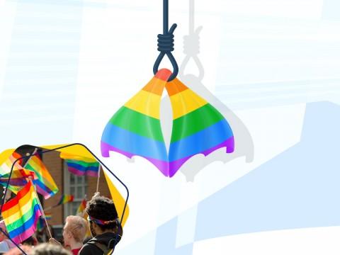 Negara - negara yang menghukum mati LGBT