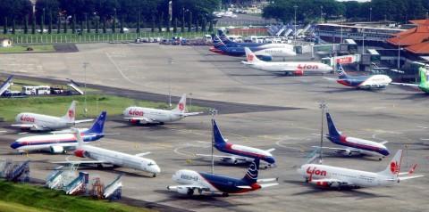 Luhut Sarankan Maskapai Tinjau Ulang Penerbangan Rute Sepi