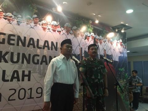 Masa Pengenalan Lingkungan Sekolah Libatkan TNI