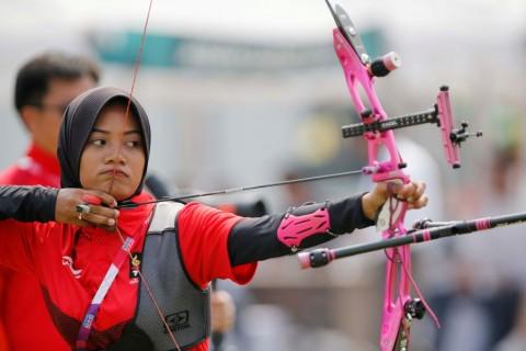 Riau Ega dan Diananda Segel Slot Olimpiade 2020