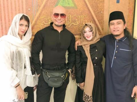 Mantan Istri Yakin Deddy Corbuzier Mualaf Bukan karena Ingin