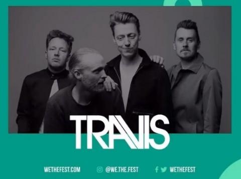 Travis Ikut Meriahkan Panggung We The Fest 2019