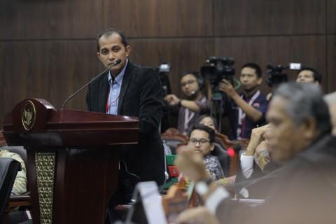 Kubu Prabowo Disindir Jadikan MK Mahkamah Kliping
