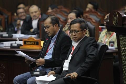 Saksi Ahli Kubu Jokowi Bantah Sebagai Kader Parpol