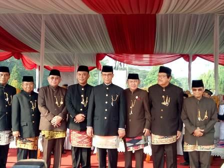 Anies: Bebas Menggunakan Fasilitas Publik Jadi Wajah Baru Jakarta