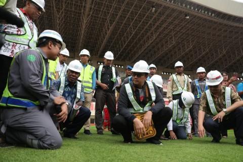 Stadion Papua Bangkit Siap Jadi Tuan Rumah Olimpiade & Piala Dunia