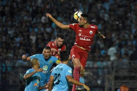Persela Berbagi Poin dengan Persija Jakarta