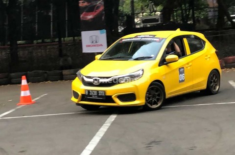 Brio Saturday Night Challenge 'Bangkit' di 2019