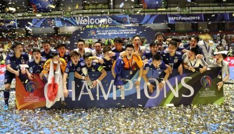 Jepang Keluar sebagai Juara AFC Futsal U-20