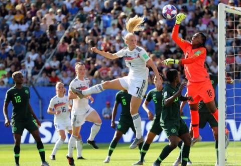 Jerman Melaju ke Perempat Final Piala Dunia Wanita 2019