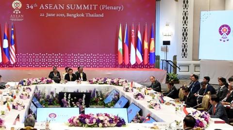 Pemimpin ASEAN Adopsi Inisiatif Indonesia Terkait Indo-Pasifik