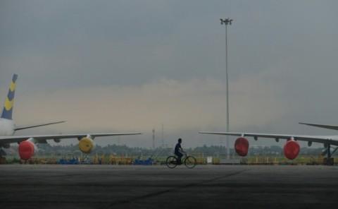 Bandara Husein Sastranegara Tak Cukup Akomodasi Penumpang