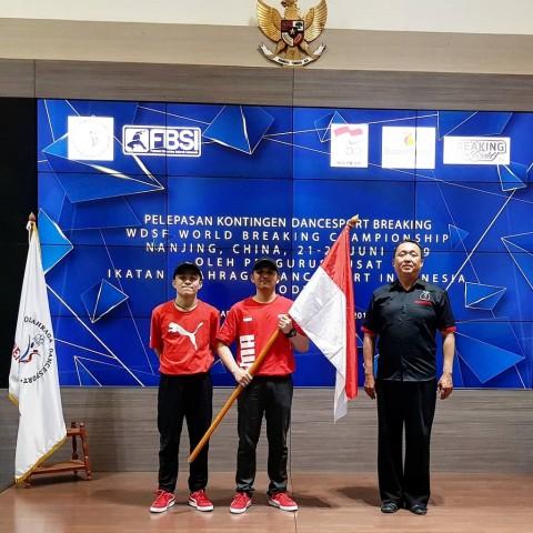 Mahasiswa UMN Wakili Indonesia di Kejuaraan 'Breaking' Dunia