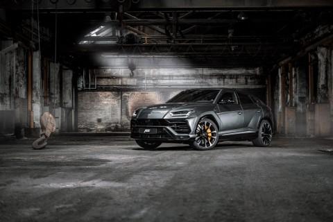 ABT Suntik Tenaga Lamborghini Urus hingga 700 Daya Kuda