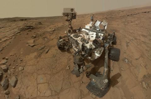 Ada Metana di Mars, Bukti Kehidupan?