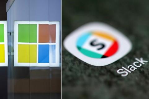 Tidak Cukup Aman, Microsoft Larang Pegawai Gunakan Slack
