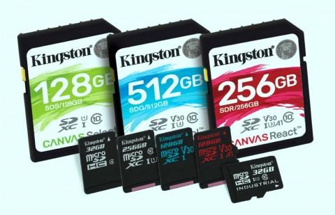 Micro SD Anyar Kingston Punya Kecepatan 90MBps