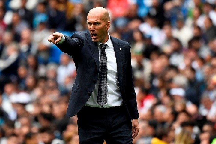 Alasan Zidane Cuci Gudang Real Madrid