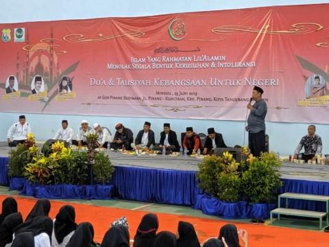Pimpinan Pesantren Banten Ajak Umat Hargai Putusan MK