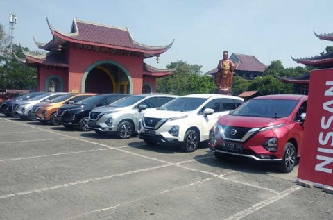 Nissan Kian Agresif Kenalkan All New Livina