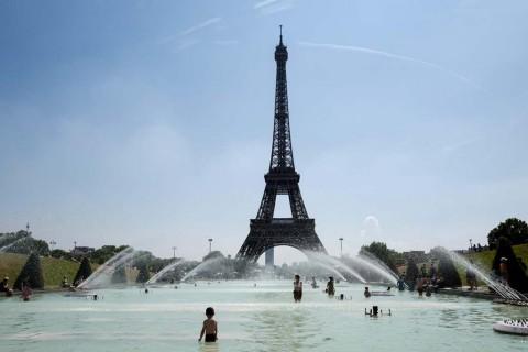 Prancis Bersiap Hadapi Temperatur di Atas 40 Derajat C