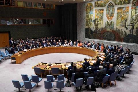 DK PBB Serukan Dialog Perdamaian As-Iran