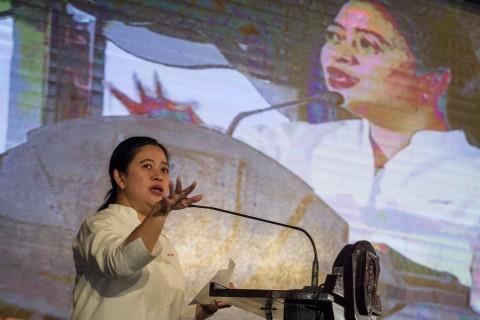Puan Tunggu Perintah Megawati terkait Kursi Ketua DPR