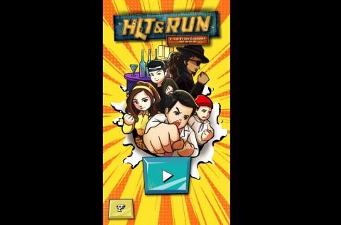 Agate Studio Umumkan Kolaborasi dengan Film Hit & Run