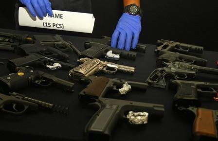 Polisi Buru Pemilik Senjata yang Digunakan Memalak di Menteng
